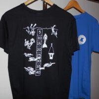 T-paita Riihimäen Urheilusukeltajat
